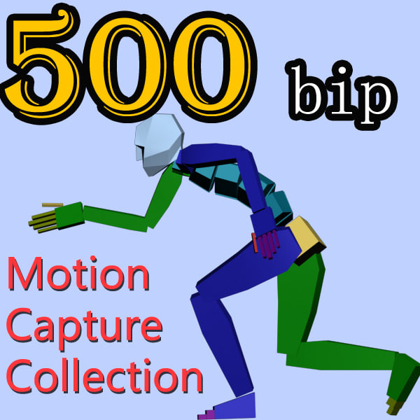 Motion capture bip files free download