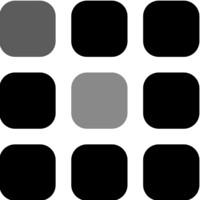 Blinking squares preloader