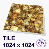 Potato tile 1
