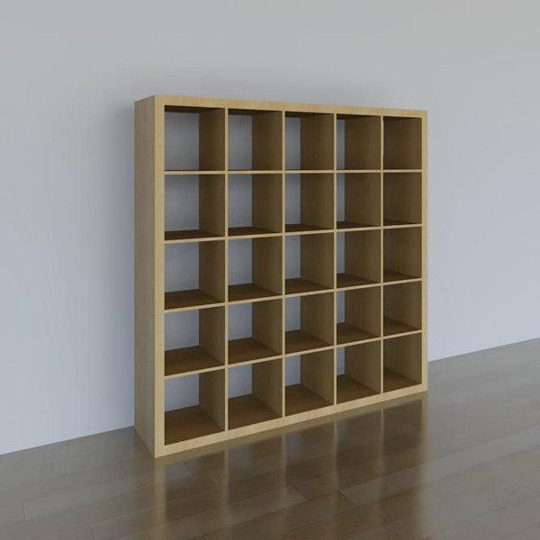 size 40 44e22 e5217 Ikea Expedit 5x5