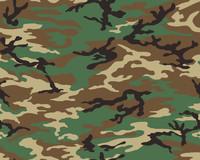 CAMO 81 Woodland pattern