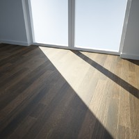 Dark wood floor CAX1352