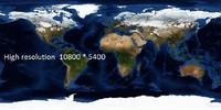 earth map set