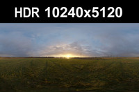 HDR 106 Dawn Sky