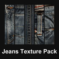 Jeans Texture Pack