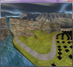 Minimal 3D animation OpenGL