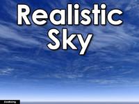Sky 045 - Realistic Horizon