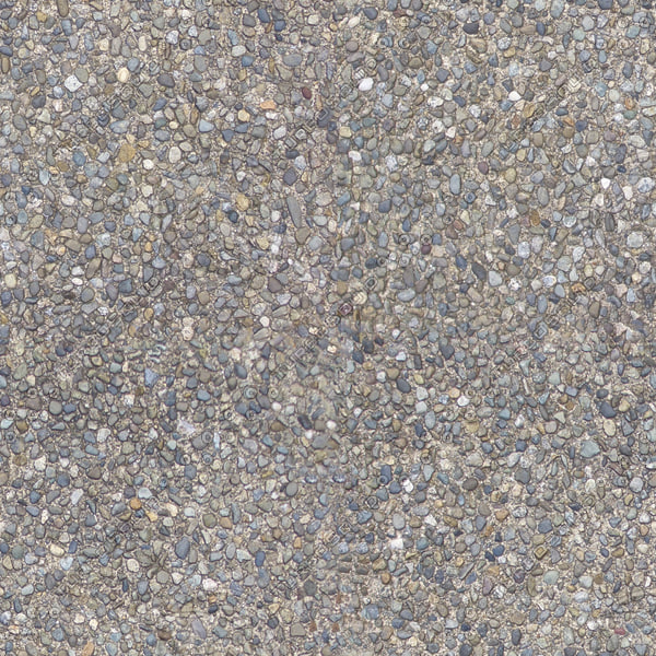 Texture other concrete aggregate floor for Exposed concrete floor
