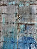 Wooden door (double)