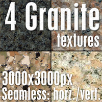 4 High Res Seamless Granite Textures Vol.01 part2
