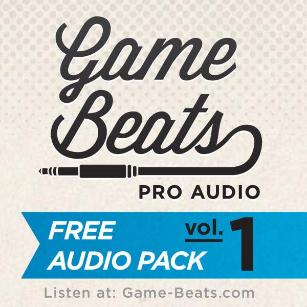 GameBeats Pro Audio: Free Audio Pack