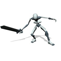 Swordman damage weak
