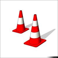 Traffic Cone 01308se