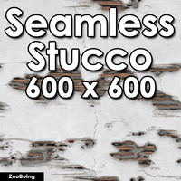 Stucco 001 - Seamless