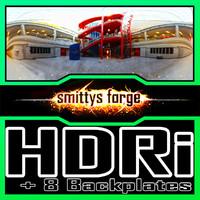 HDRI Pack - Ferris ATC