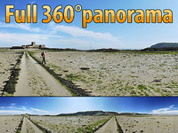 St. Aubin - 360° panorama