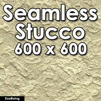 Stucco 005 - Seamless
