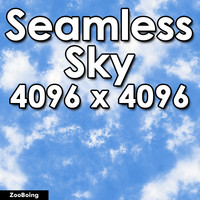 Sky 002 - Seamless Texture