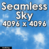 Sky 003 - Seamless Texture
