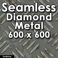 Metal 020 - Diamond Plate