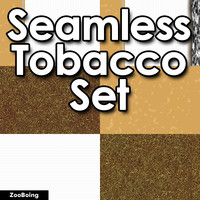 Set 012 - Cigarette Tobacco