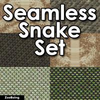 Set 010 - Snake Skins