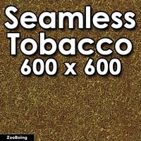 Tobacco 004 - shredded leaf