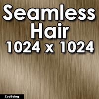 Hair 04 - Seamless