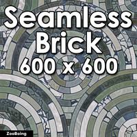 Brick 004 - Paver