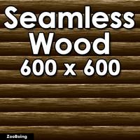 Wood 021 - Log Cabin