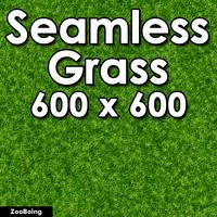 Grass 012 - Seamless Texture