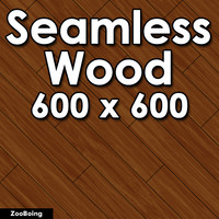 Wood 026 - Seamless