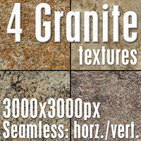 4 High Res Seamless Granite Textures Vol.02 part3