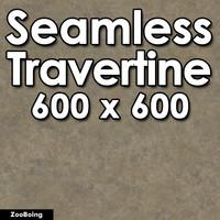 Stone 027 - Travertine