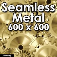 Metal 055 - Cogs