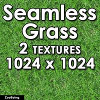 Grass 020 - Seamless Texture