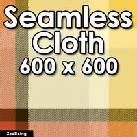 Cloth 019 - Plaid Tartan
