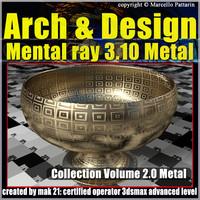 Arch e Design Collection Vol.2 Mental ray 3.10