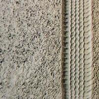 Beach Sand Tire Track