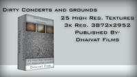 Dirty Concert Ground Texture Pack