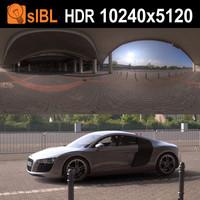 HDR 118 Parking Lot