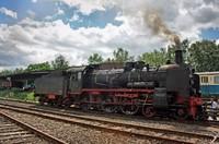 German steam locomotive BR38