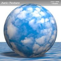 Clouds & Sky Texture 421 AH