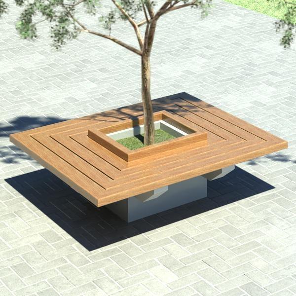 Building Other Bench Furniture Revit