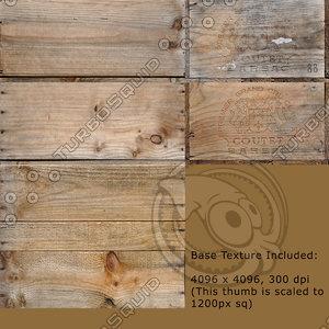 Wood Box Texture, HUGE