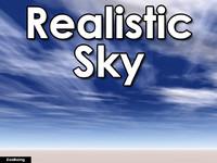 Sky 050 - Realistic Horizon
