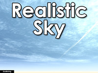 Sky 037 - Realistic Horizon