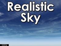 Sky 041 - Realistic Horizon