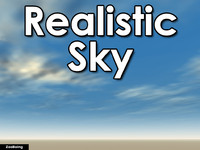 Sky 040 - Realistic Horizon