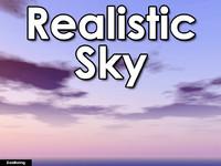 Sky 039 - Realistic Horizon